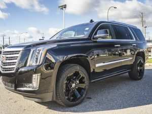 41 All New 2019 Cadillac Escalade Platinum Speed Test