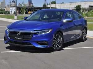 41 All New 2019 Honda Insight Review Spesification