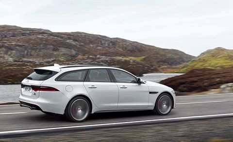 41 All New 2019 Jaguar Station Wagon Pictures