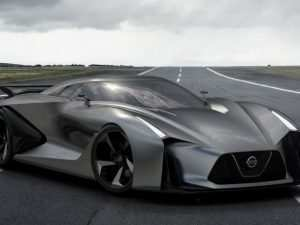 41 All New 2019 Nissan Gtr R36 Concept