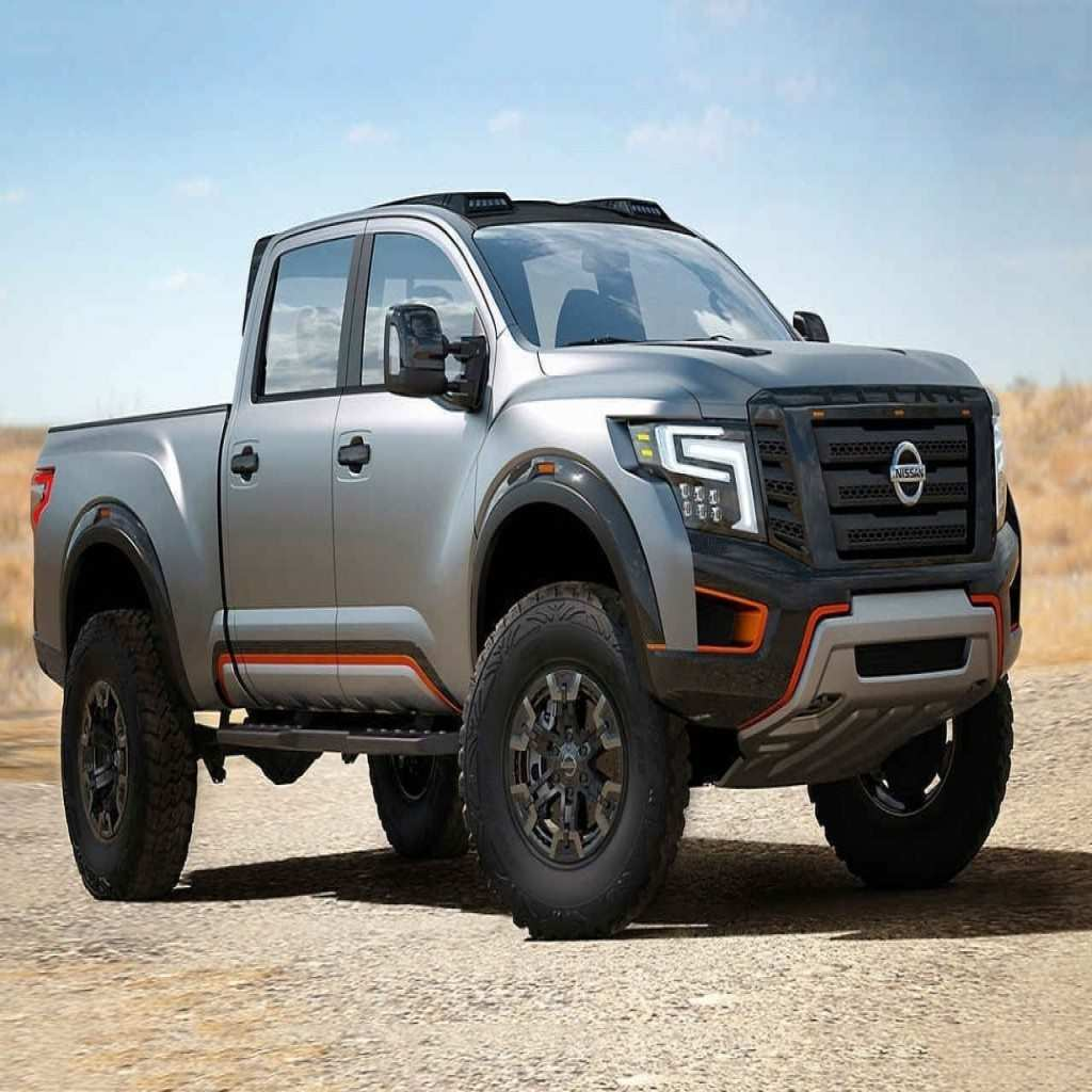 41 All New 2019 Nissan Titan Nismo First Drive