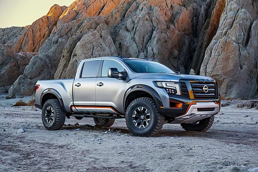 41 All New 2019 Nissan Warrior Release Date And Concept