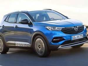 41 All New 2019 Opel Suv Speed Test