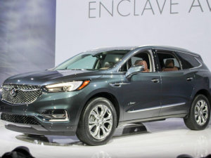 41 All New 2020 Buick Enclave Interior Review and Release date