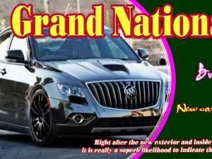 41 All New 2020 Buick Regal Grand National Release