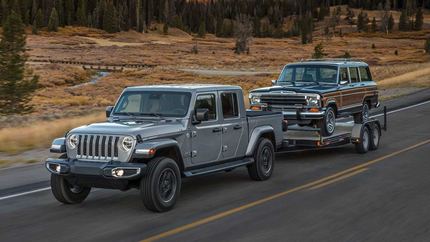 41 All New 2020 Jeep Gladiator Build And Price Price And Release Date
