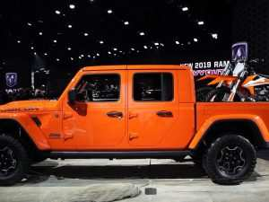 41 All New 2020 Jeep Gladiator Mpg New Model and Performance