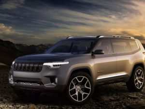 41 All New 2020 Jeep Grand Cherokee Redesign Exterior and Interior