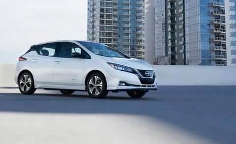 41 All New 2020 Nissan Leaf Range Specs And Review