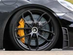 41 All New 2020 Porsche 718 Cayman Spy Shoot