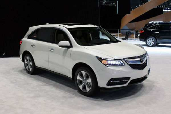 41 All New Acura Mdx Changes For 2020 Specs And Review