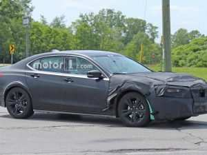 41 All New Acura Tlx 2020 Release Date Price Design and Review