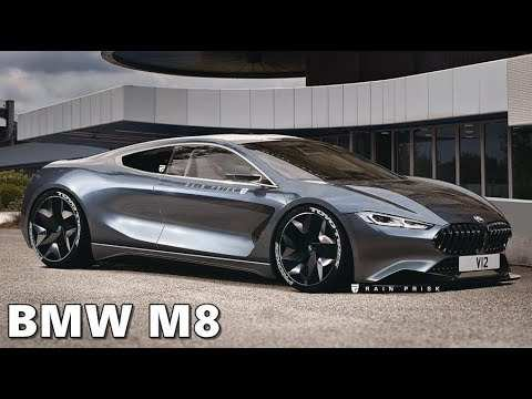 41 All New BMW Concept Car 2020 Specs and Review