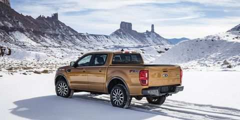 41 All New F2019 Ford Ranger Performance And New Engine