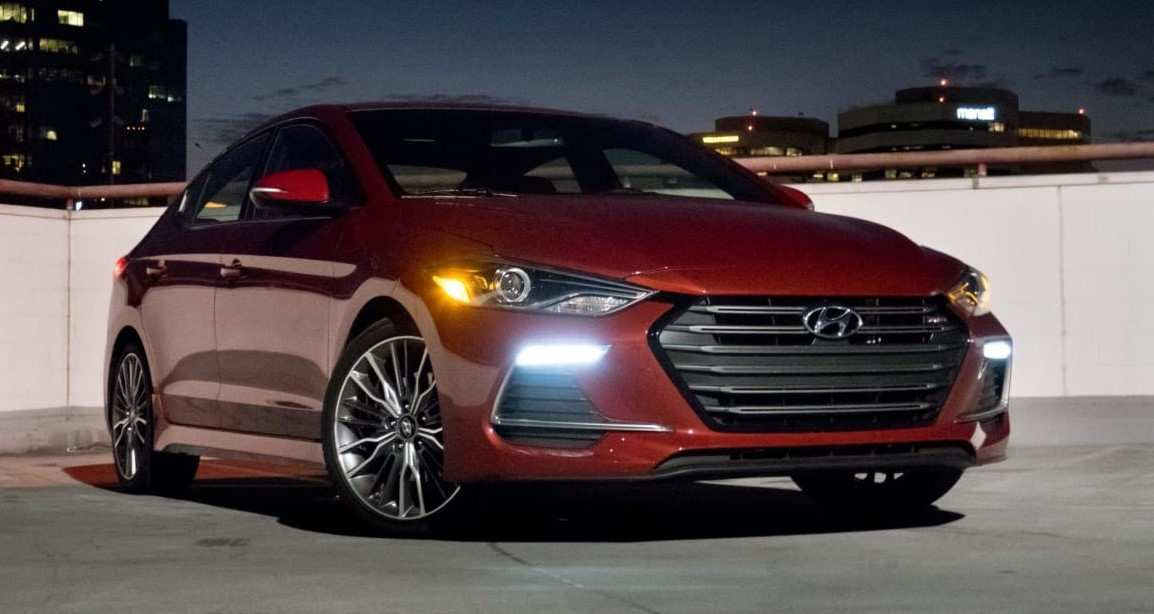 41 All New Hyundai Avante Sport 2020 Specs