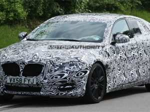41 All New Jaguar Xj 2020 Spy Redesign and Concept