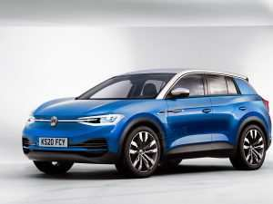 41 All New Volkswagen New Suv 2020 Review and Release date