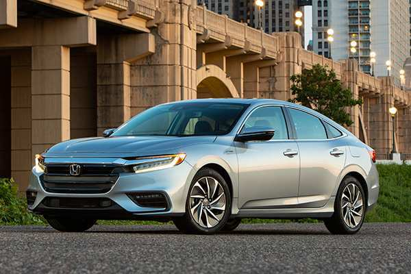 41 Best 2019 Honda Insight Review Photos