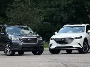 41 Best 2019 Subaru Ascent Dimensions Concept and Review