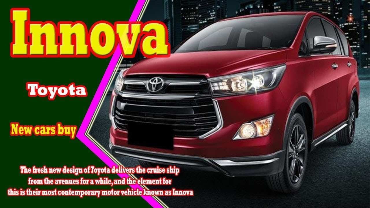 41 Best 2019 Toyota Innova Price And Review