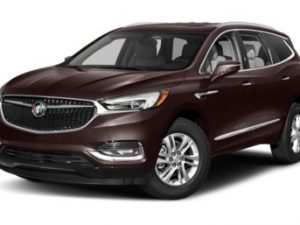 41 Best 2020 Buick Enclave Changes Performance
