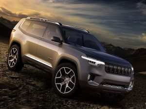 41 Best 2020 Jeep Grand Cherokee Redesign Exterior