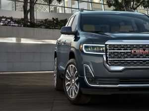 41 Best New Gmc Acadia 2020 History