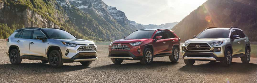 41 Best Toyota 2019 Lineup Exterior And Interior