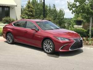 41 New 2019 Lexus Es 350 Speed Test