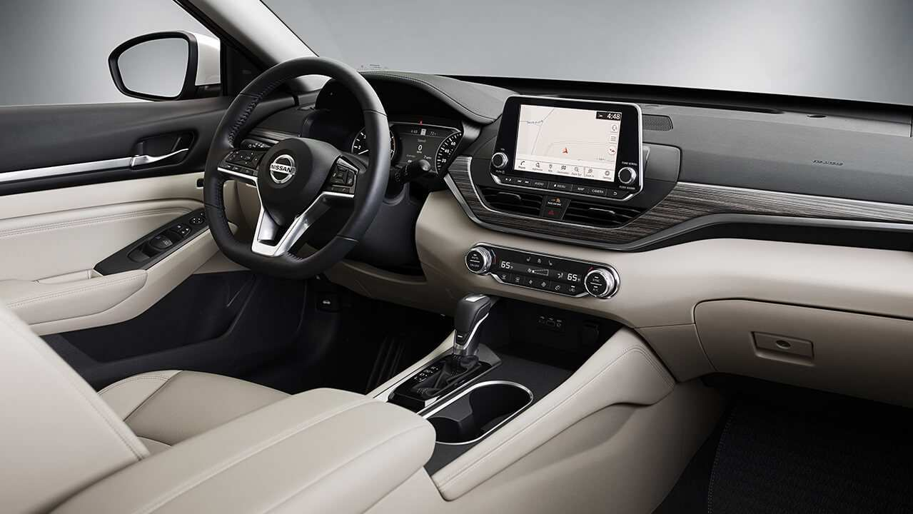 41 New 2019 Nissan Altima Interior Review