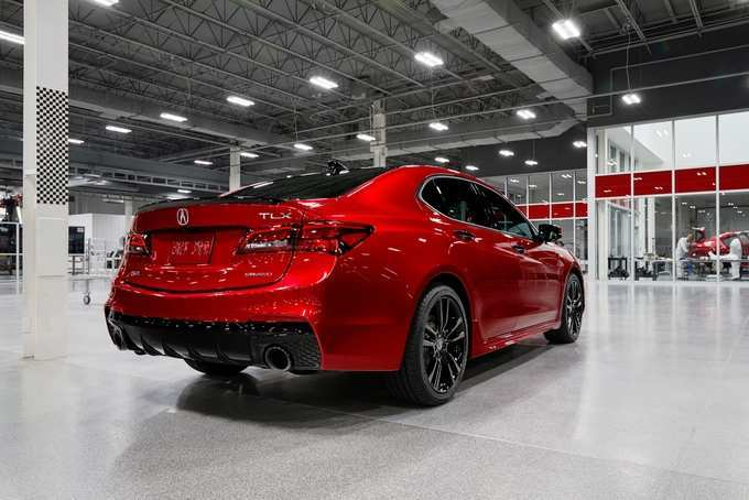 41 New 2020 Acura Tlx Release Date Review And Release Date