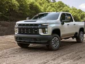 41 New 2020 Chevrolet Silverado Images Concept