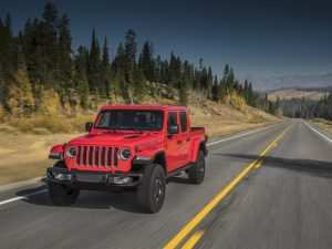 41 New 2020 Jeep Gladiator Dimensions Photos