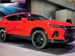 41 New Chevrolet Blazer Ss 2020 Performance and New Engine