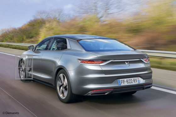41 New Citroen Ds6 2019 Picture