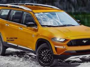 41 New Ford Mustang Suv 2020 Research New