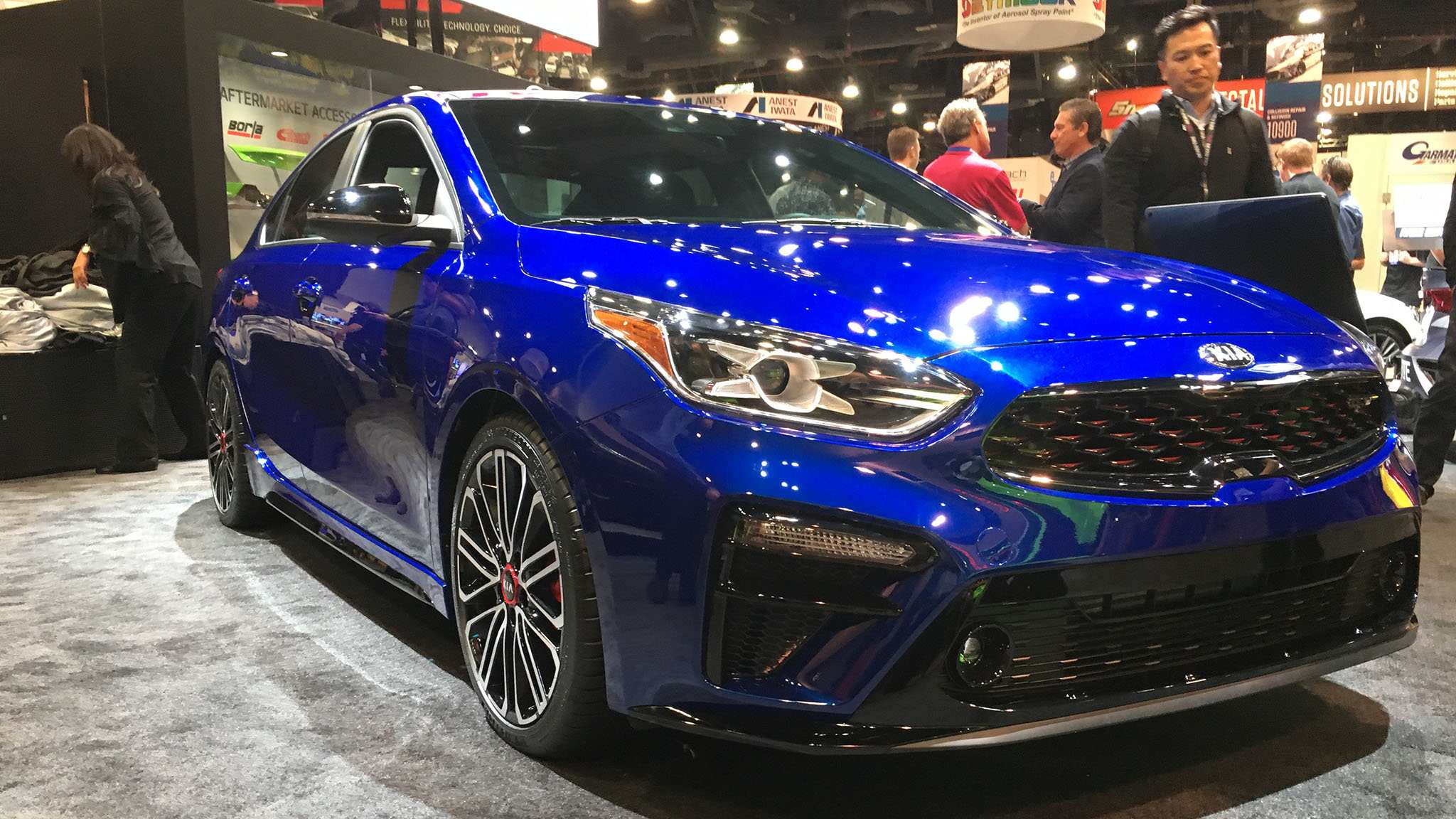 41 New Kia Forte 5 Gt 2020 Review And Release Date