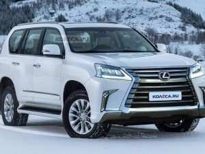 41 New Lexus Gx 460 New Model 2020 Release Date and Concept