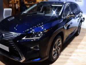 41 New Lexus Rx 2020 Redesign Images