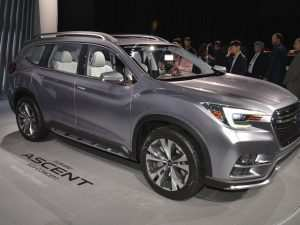 41 New Novita Subaru 2019 Specs and Review