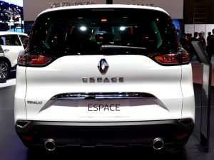 41 New Renault Espace 2020 Images
