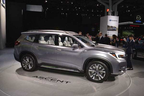 41 New Subaru Ascent 2020 Updates Specs And Review