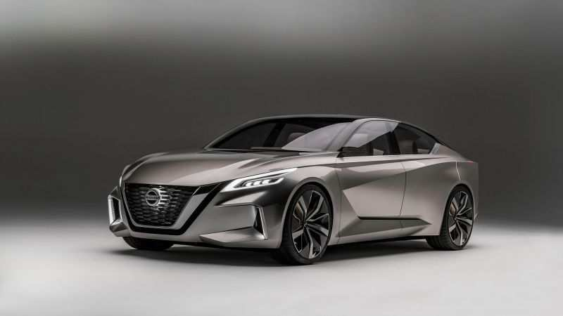 41 New When Does The 2020 Nissan Maxima Come Out New Review