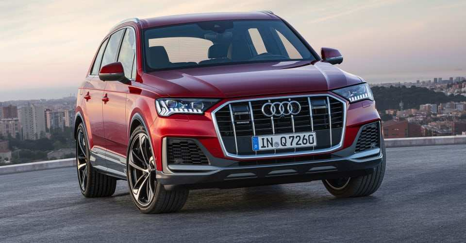 41 New When Will The 2020 Audi Q7 Be Available Release Date And Concept
