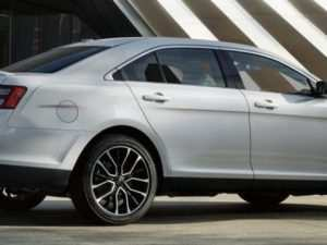 41 The 2019 Ford Taurus Sho Redesign