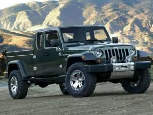 41 The 2019 Jeep Ute Review and Release date