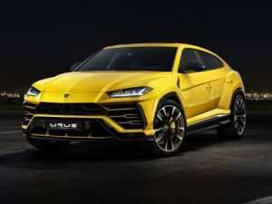 41 The 2019 Lamborghini Urus Price Pricing