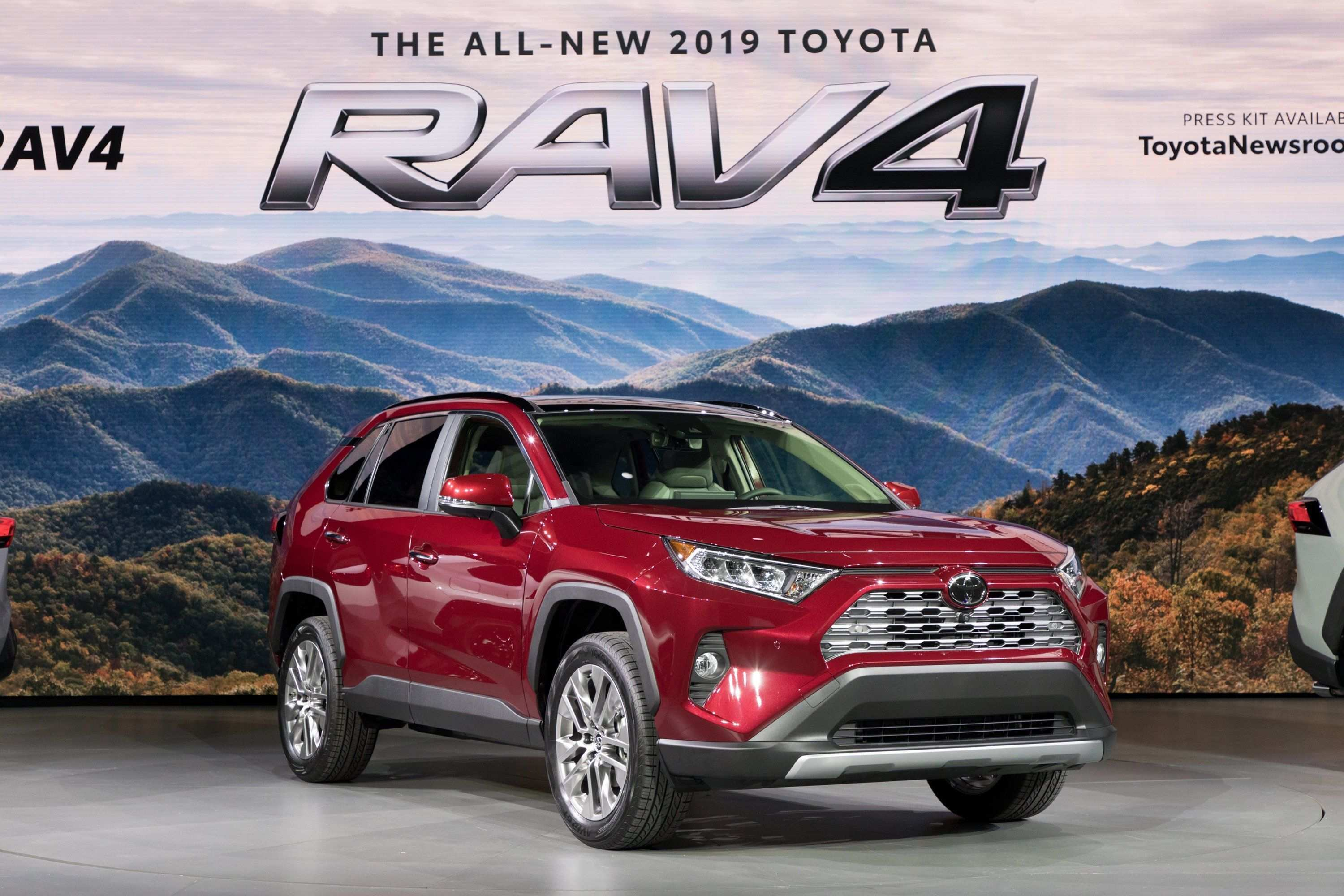 41 The 2019 Toyota Build And Price Model