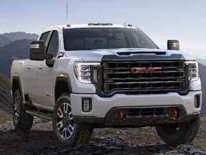 41 The 2020 Gmc 2500Hd Gas Engine Specs and Review