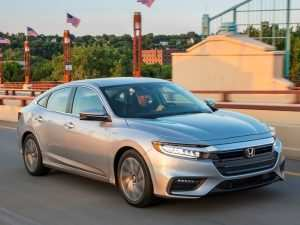 41 The 2020 Honda Insight Concept and Review